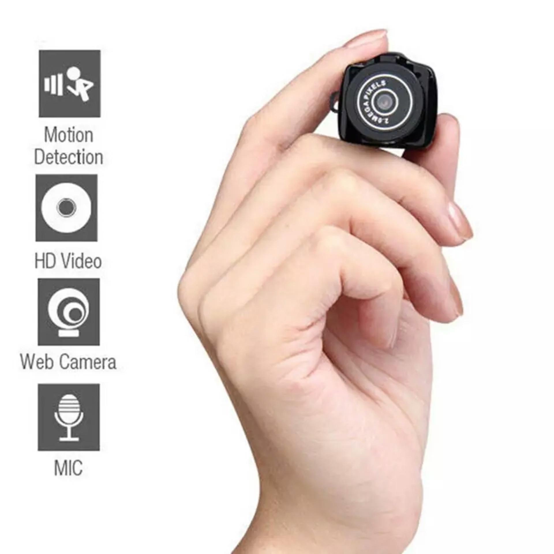 Mini Video Camera Dv DVR Recorder