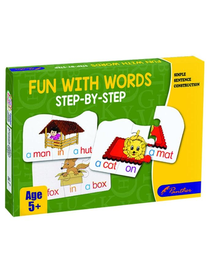 Step By Step Puzzles