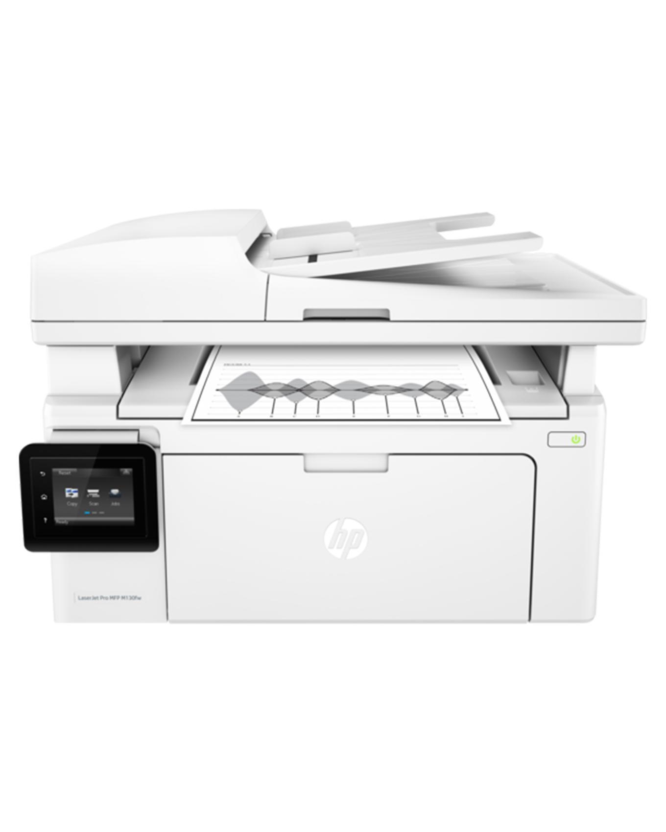 Laserjet Pro Mfp 3 In1 Printer White