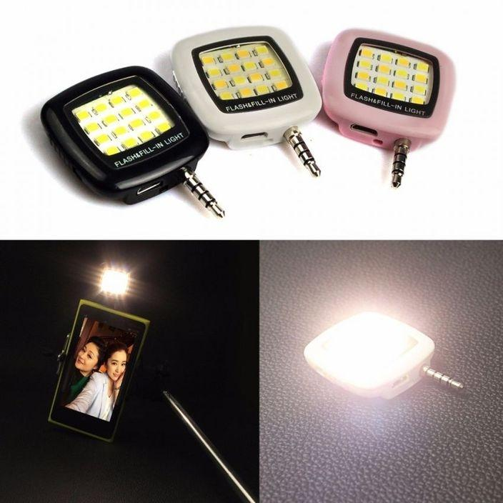 LED Selfie Flash Light