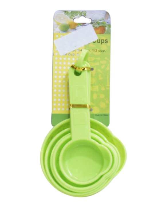 Measuring Cup Set - Green