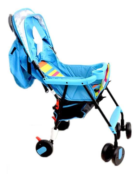 Comfort Baby Stroller - Multicolor