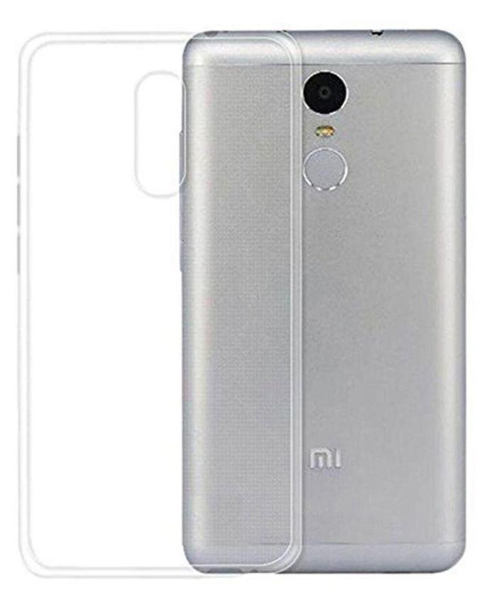 Transparent Backcover For Redmi Note 4