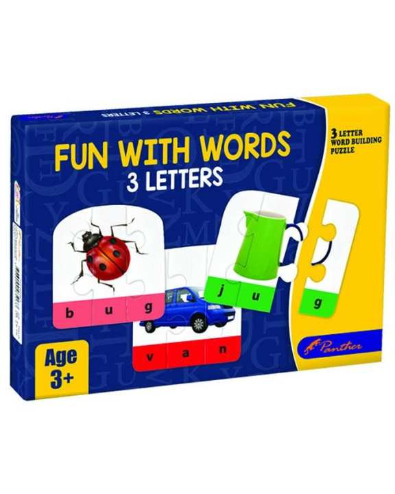 Fun With Words - 3 Letter