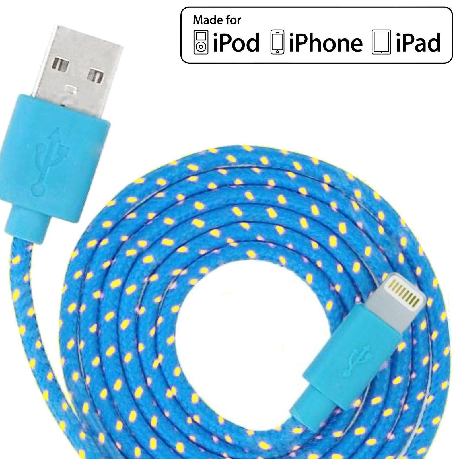 Durable iPhone 6 Cables