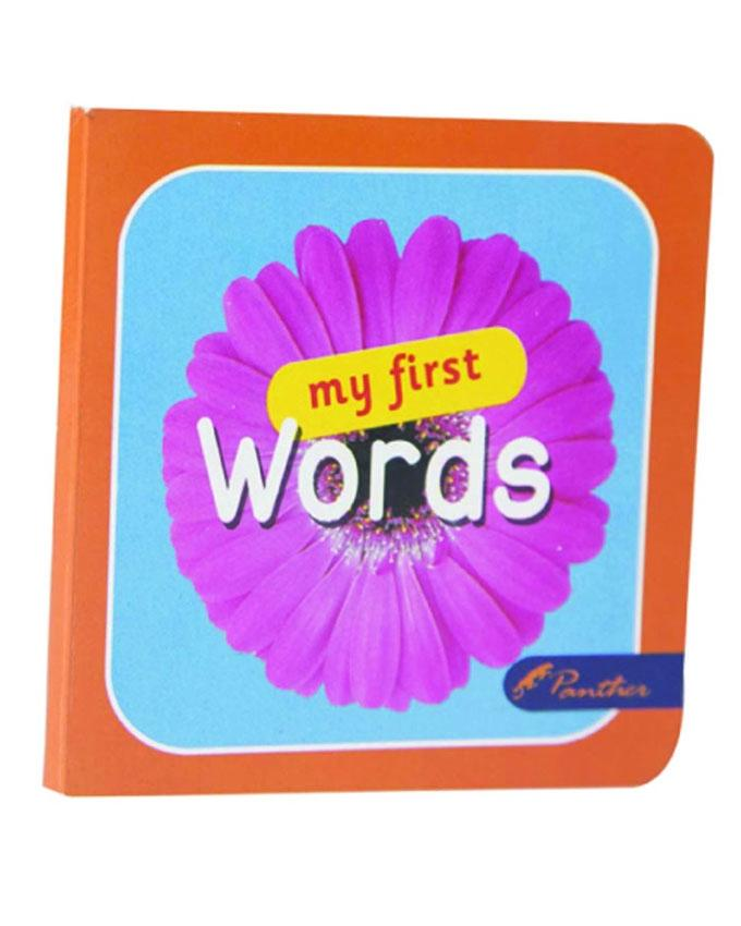 My First Words - Board Book