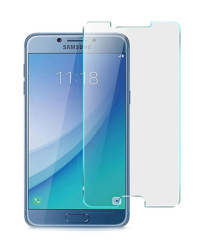 Tempered Glass For   Samsung Galaxy C5