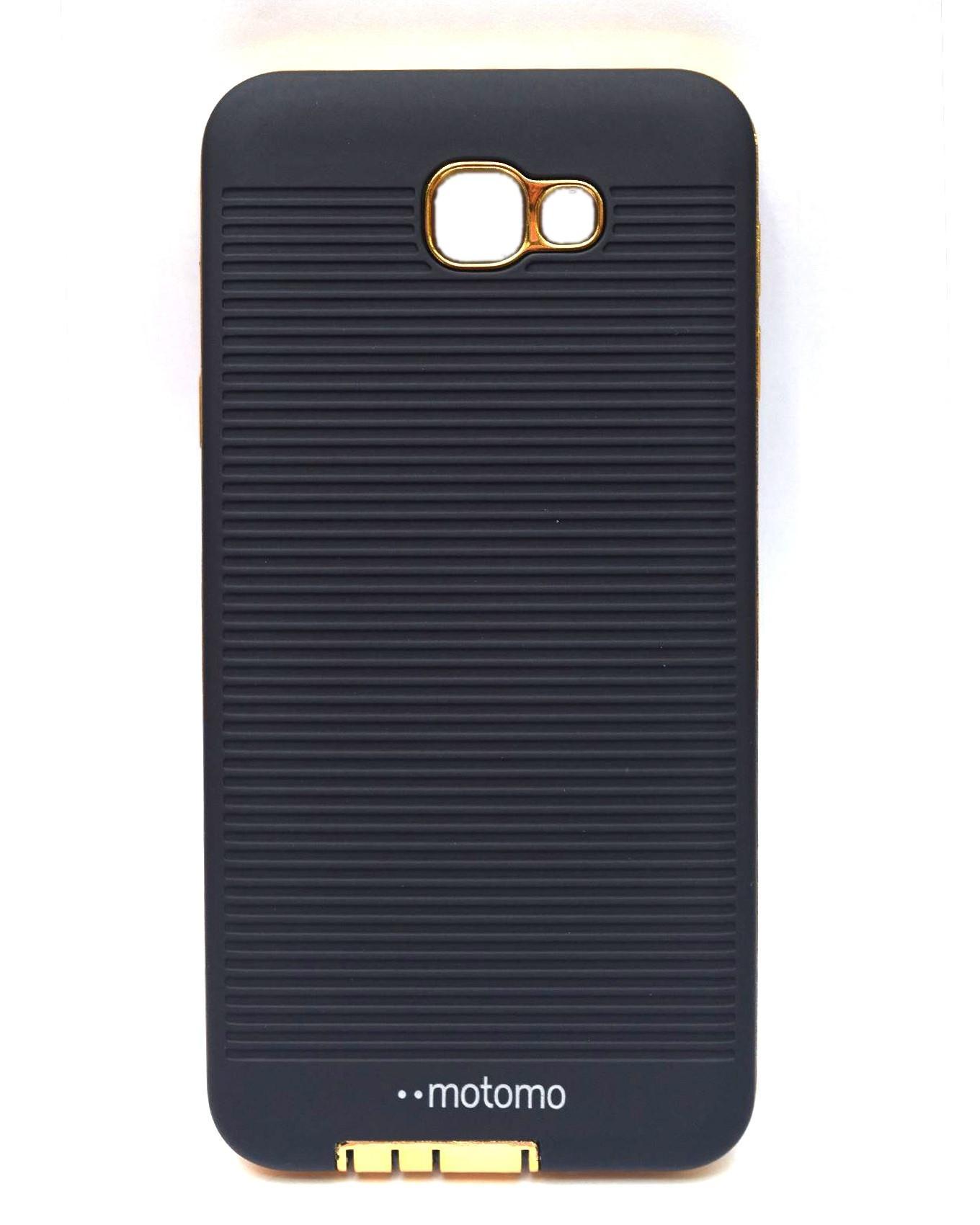 Hard Back Cover For Samsung J5 Prime - Black
