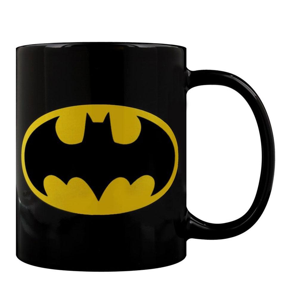 Batman Ceramic Mug - Black
