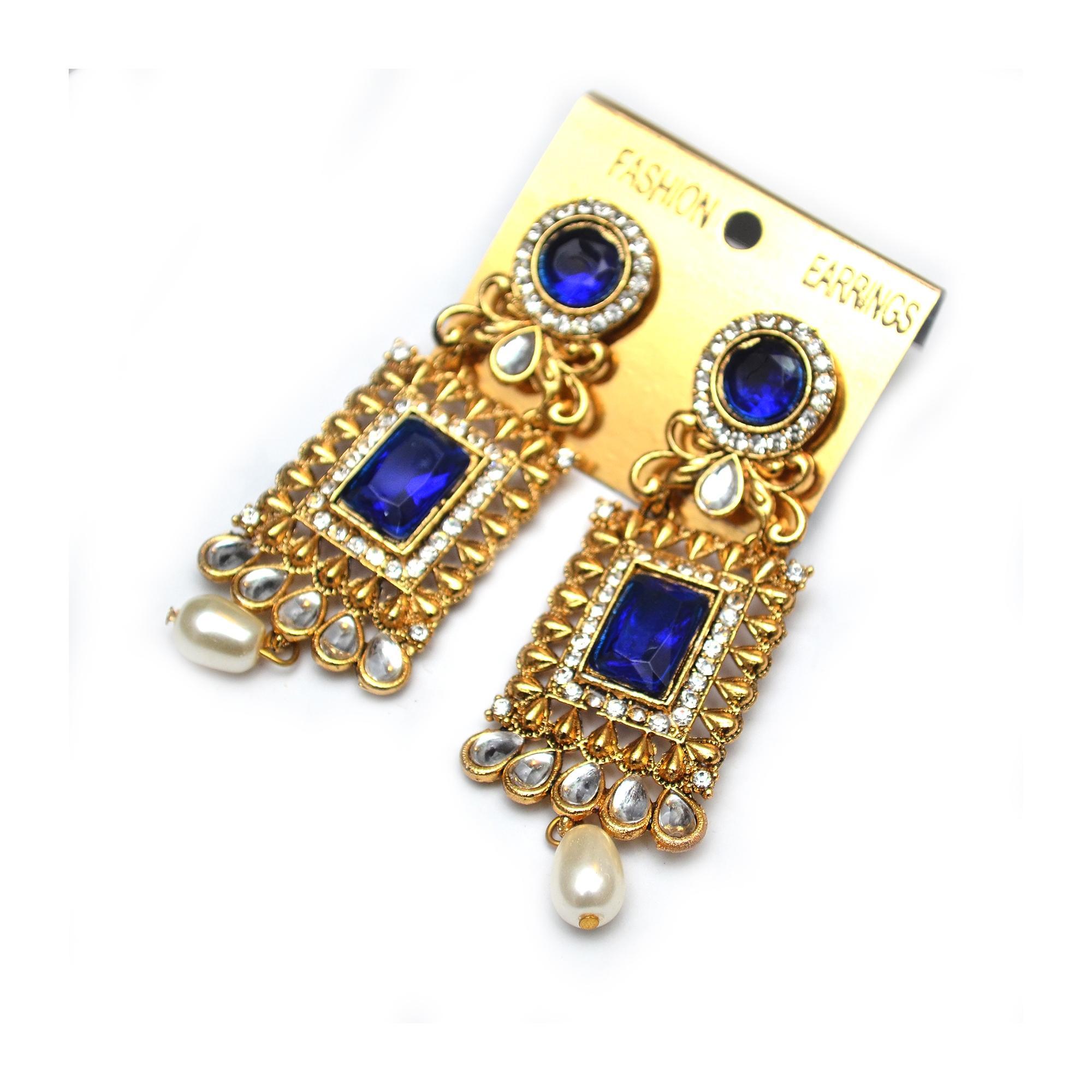 Women's Gold Plated Earrings