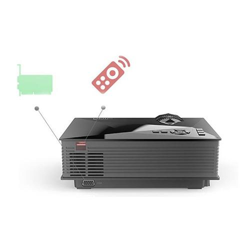 WiFi LED Projector-Day Use