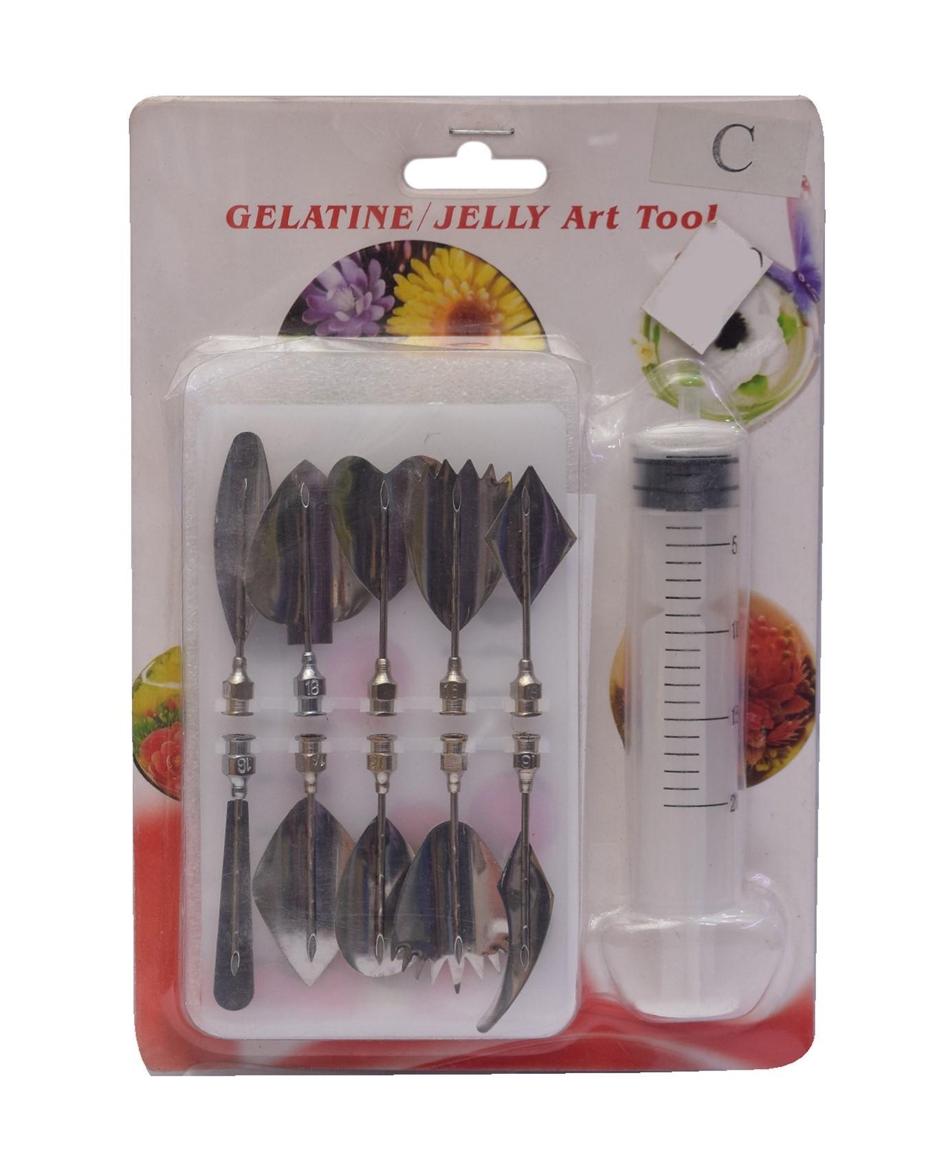 Galantine Jelly Art Tool