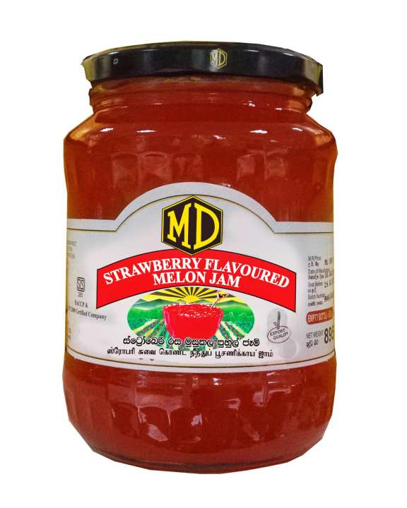 Strawberry (FL) Jam - 895g - Bottle