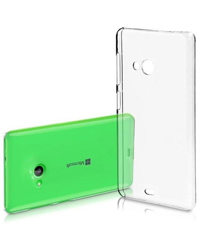 Transparent Backcover For Lumia 540 Dual Sim