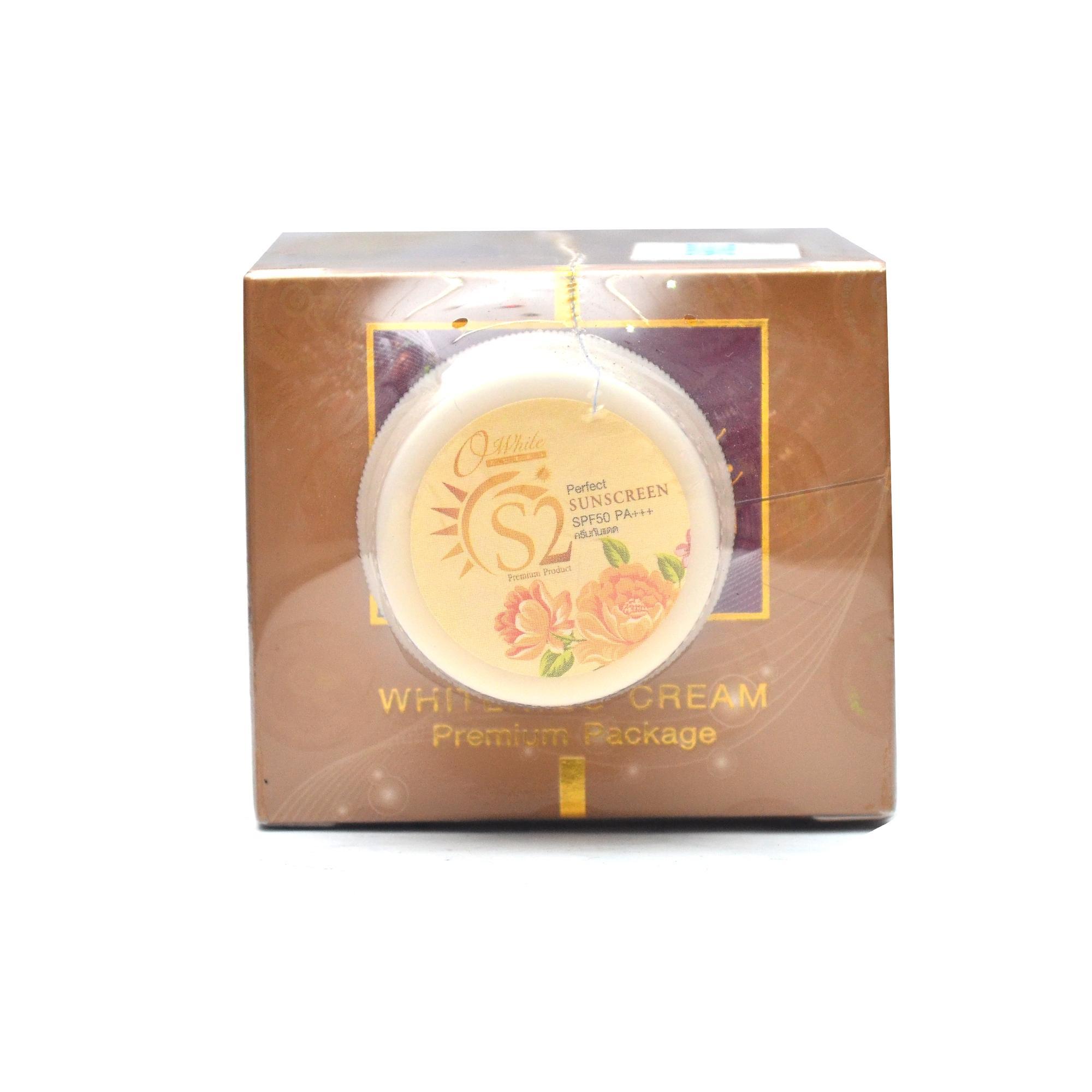 Women's Whiteng Cream Premium Package