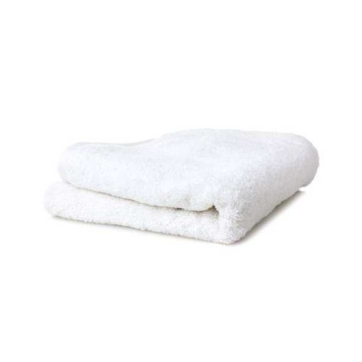 """Hand Towel - White - 16"""" by 27"""" (inches) - High Quality"""
