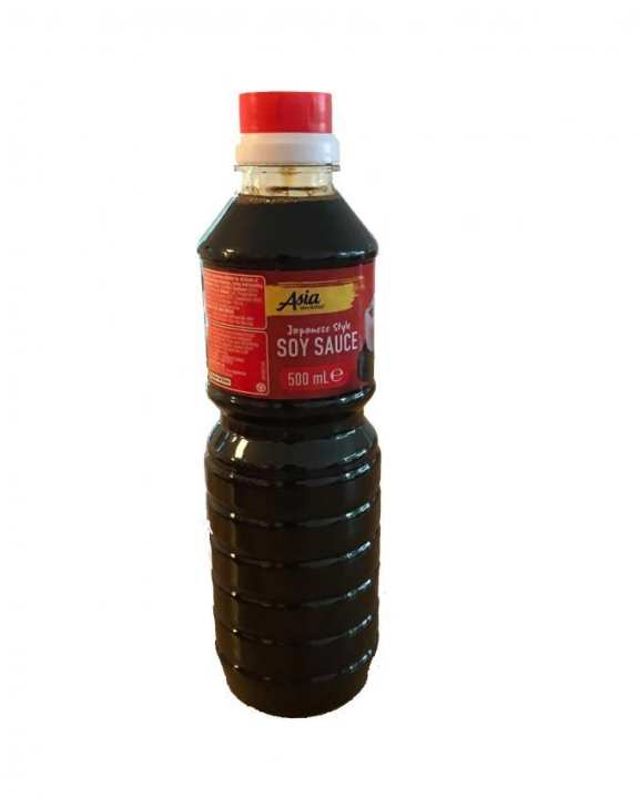 Japanese Style Soy Sauce - 500ml