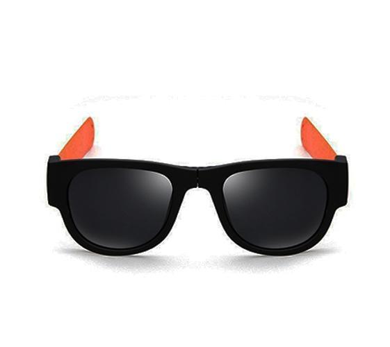 Men's Orange Slap Sunglass