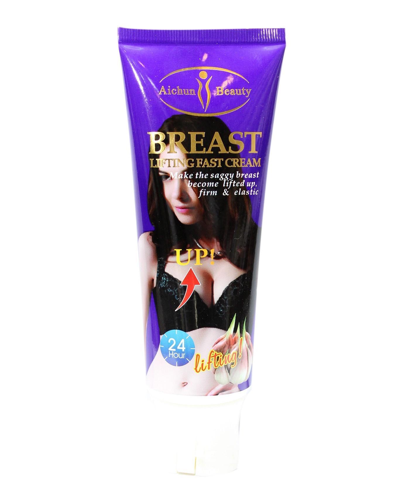 Breast Lifting Fast Cream Garlic Extract 120g