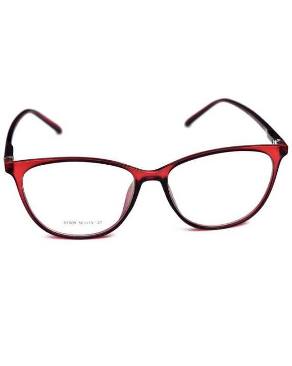 Unisex Brown Color Spectacle Frames
