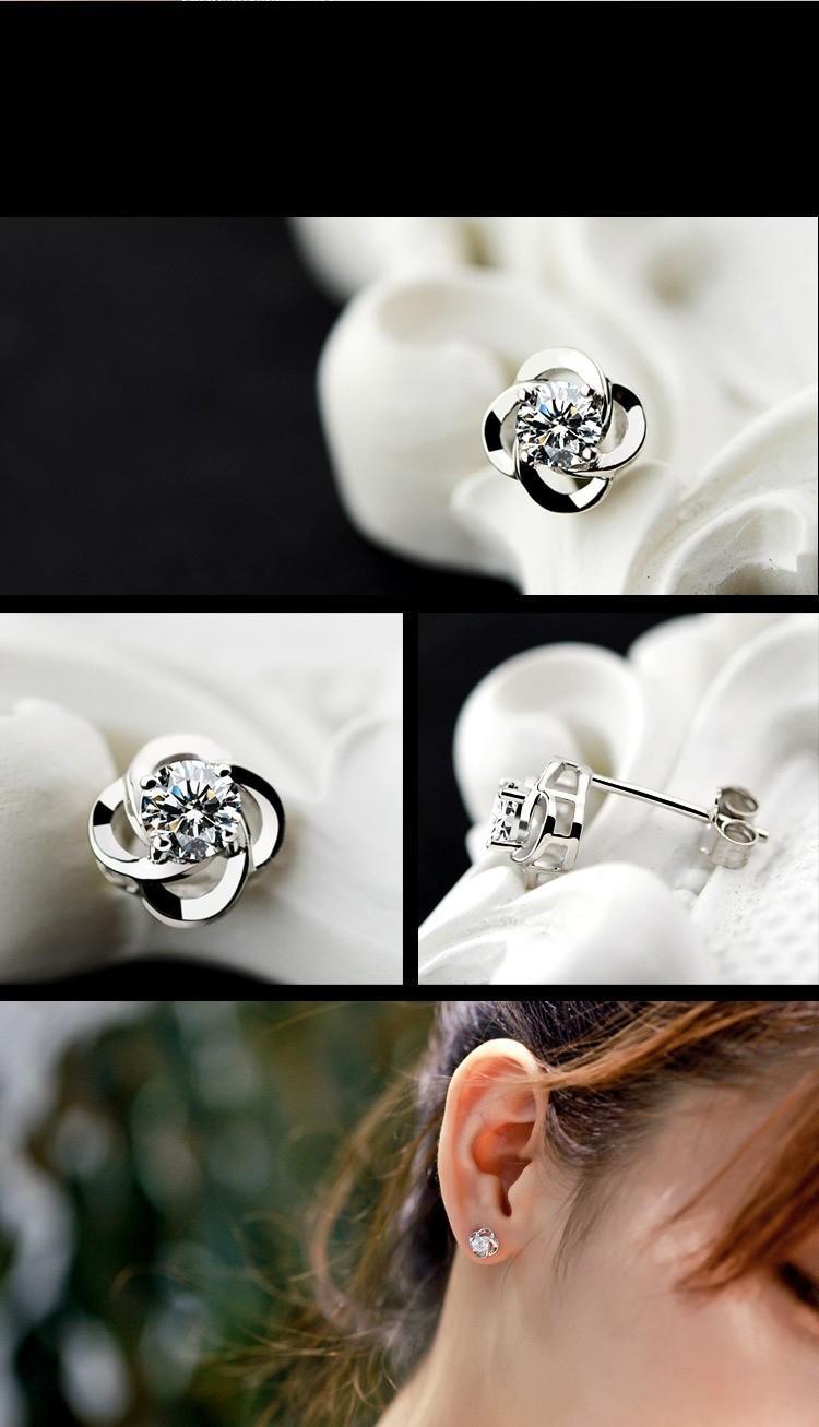 Women's Silver Earrings
