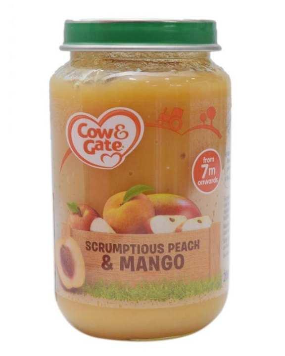 Scrumptiois Peach & Mango - 200g