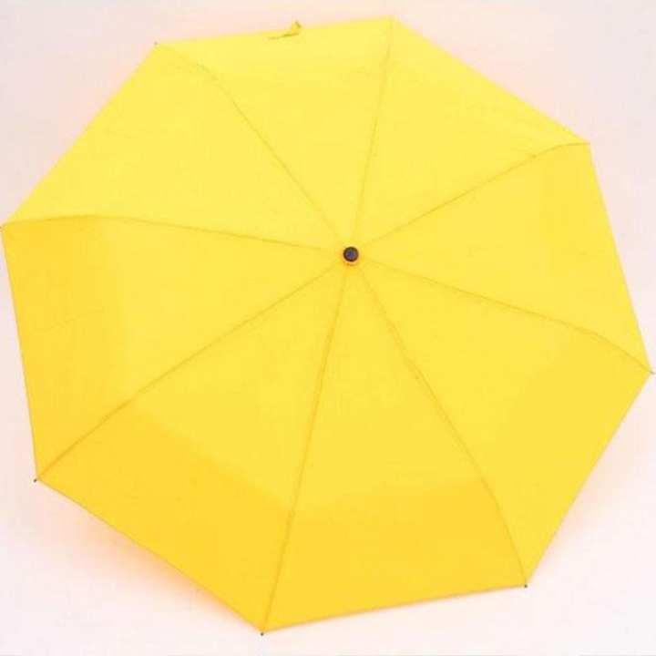 Portable Anti-uv Windproof Waterproof Compact Folding Triple folding Umbrella