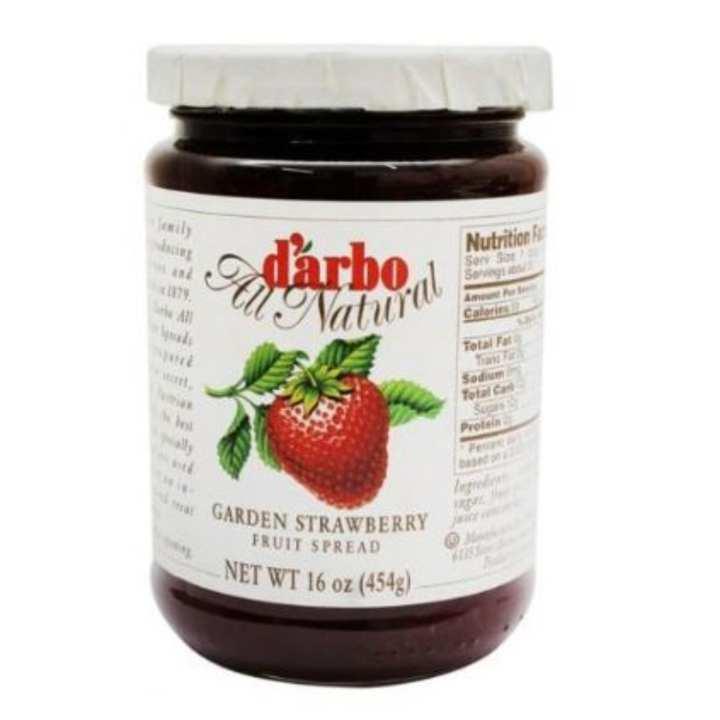 Strawberry Preserve Jam -454g