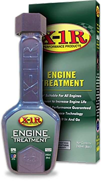 X1R Engline Treatment