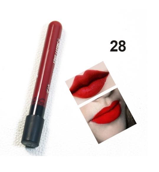 Women's Moisture Matte Color Waterproof Lipstick