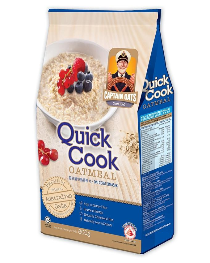 Quick Cook Oatmeal - 800g