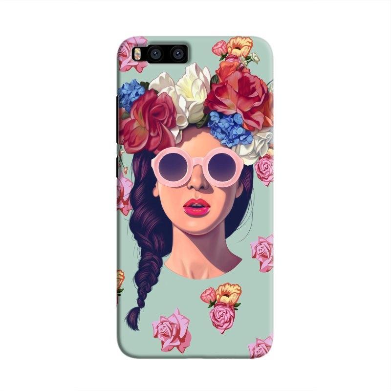 FlowerHead Hard Case For Xiaomi Mi6