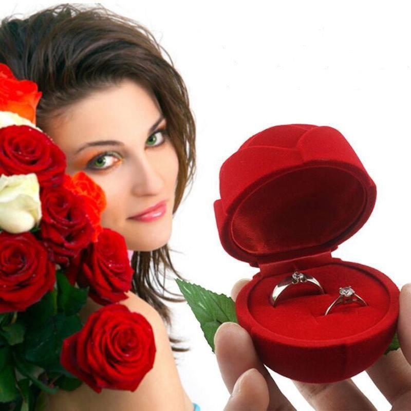 Engagement Earring Ring Pendant Jewelry holder