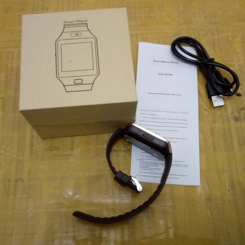 DZ09 Bluetooth Wrist Smart Watch
