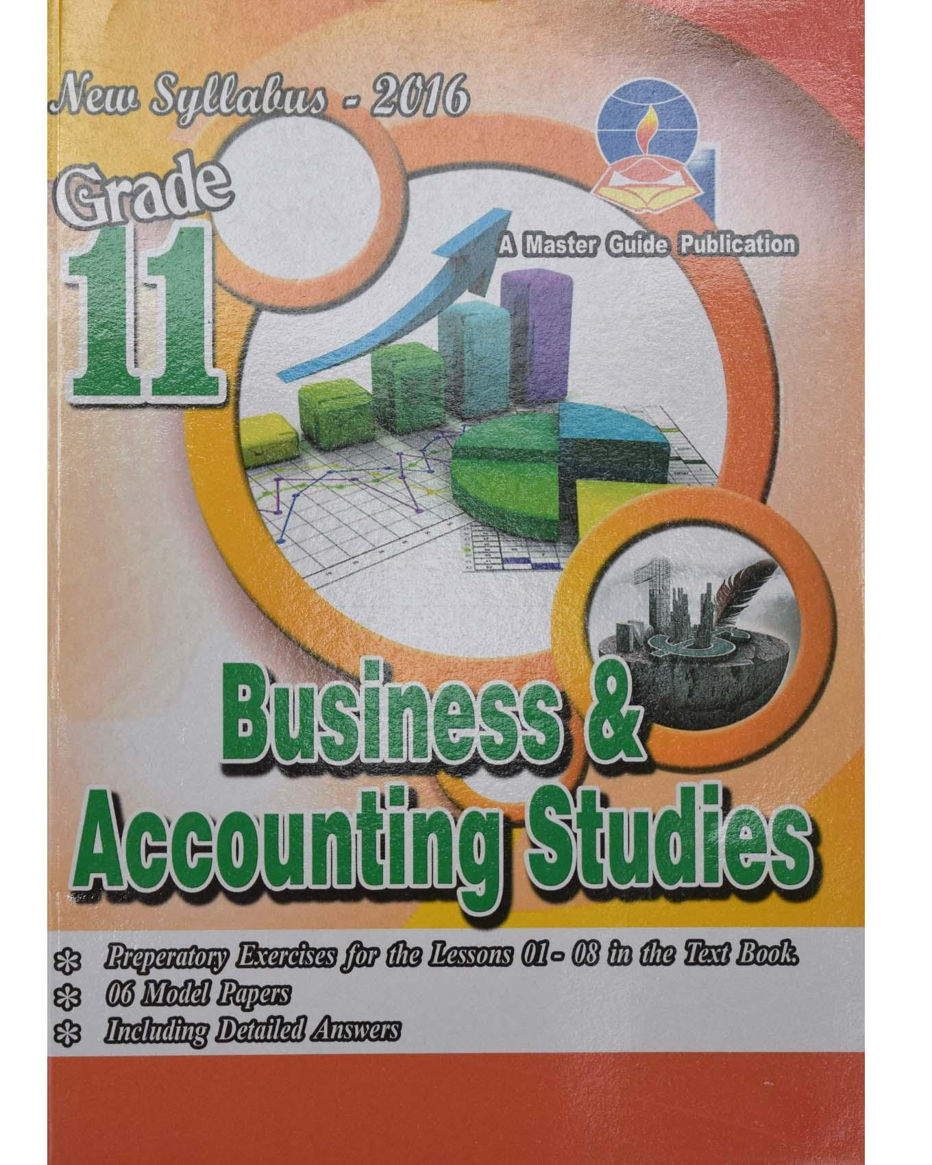 Grade 11 Business And Accounting Studies Model Papers With Answers
