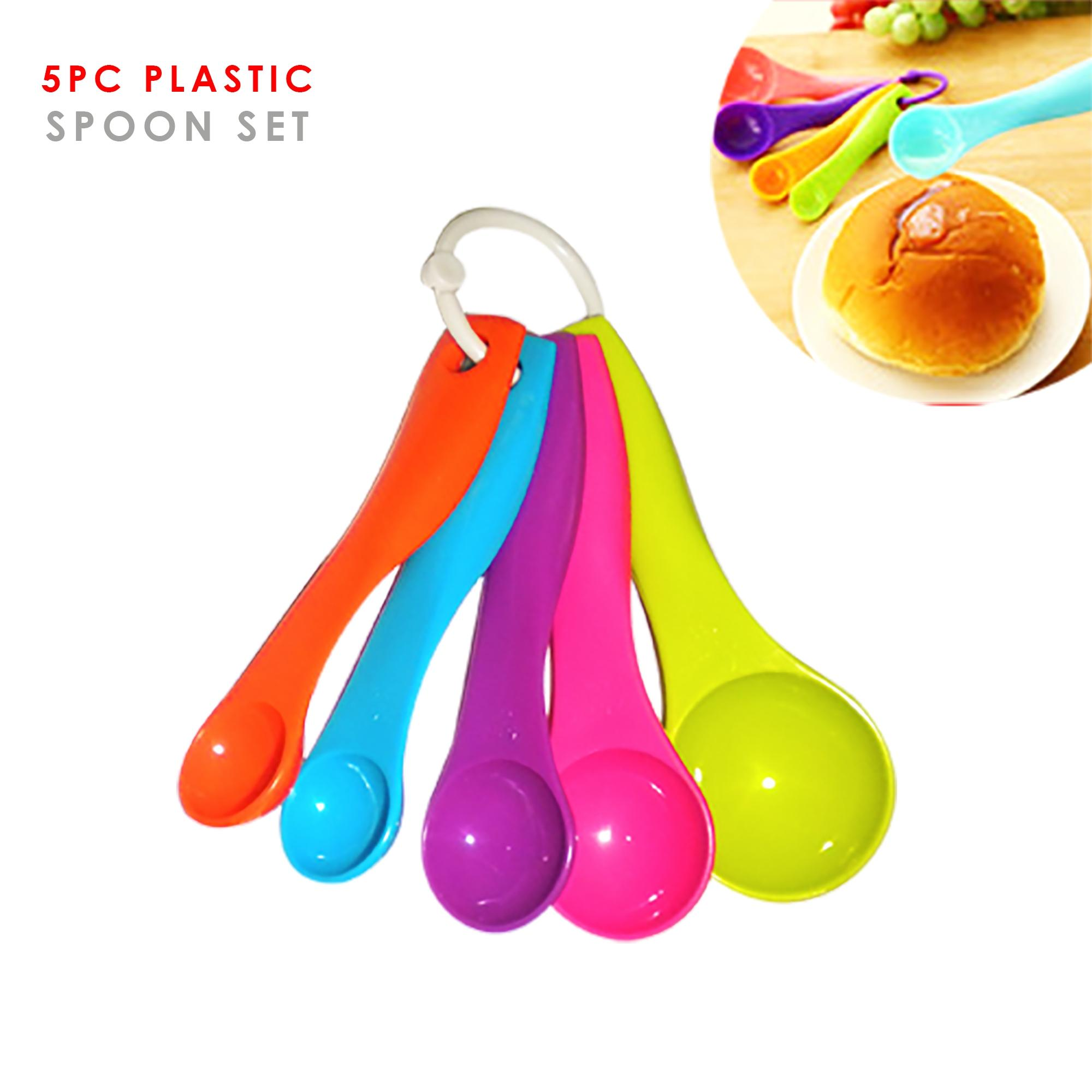 Plastic Spoon Set