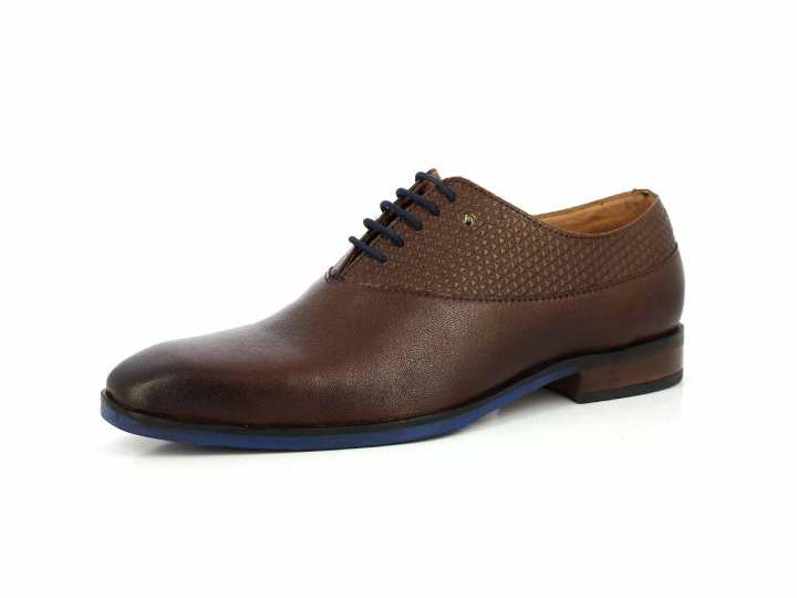 Men's Vitnam Cognac Formal Shoes