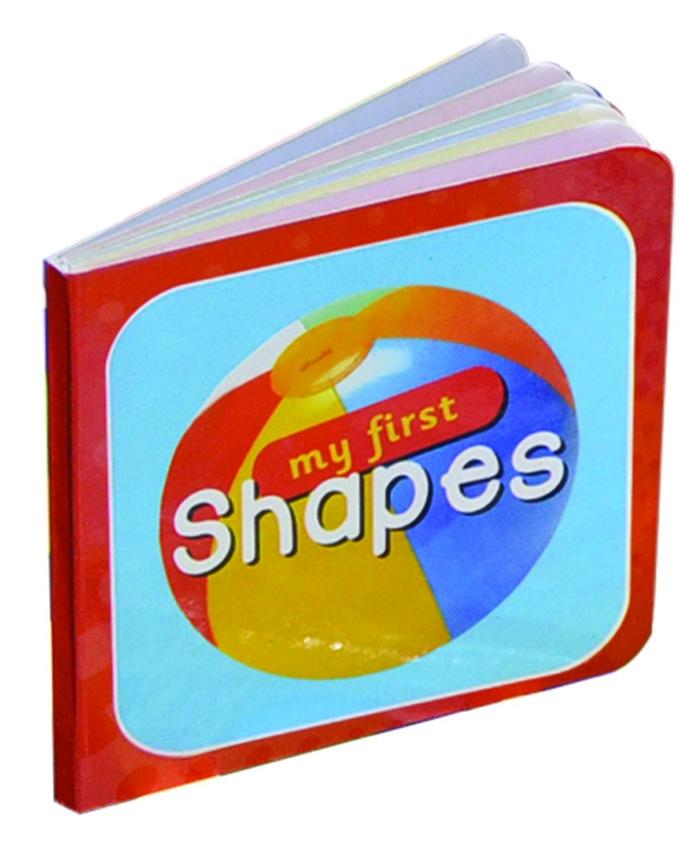 My First Shapes - Board Books