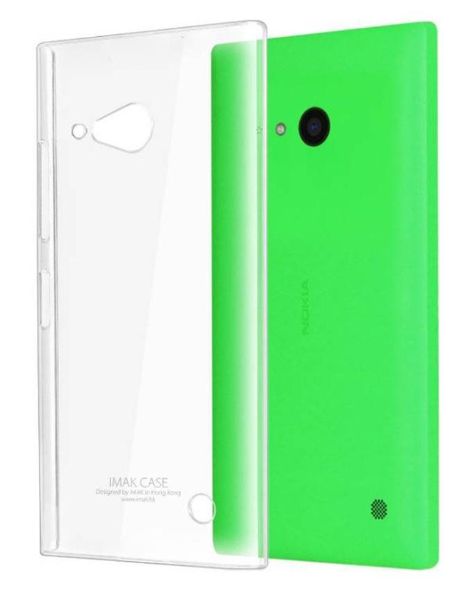 Transparent Backcover For Lumia 735