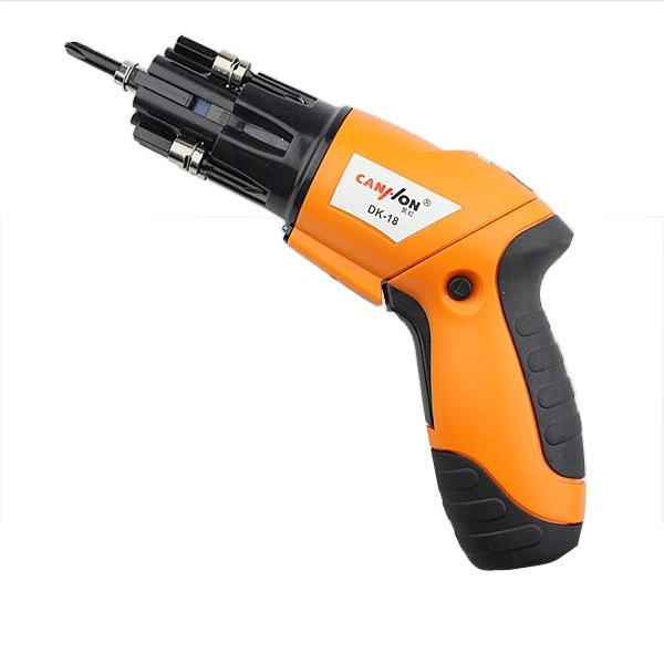 Cordless Rechargeable Electric Screwdriver