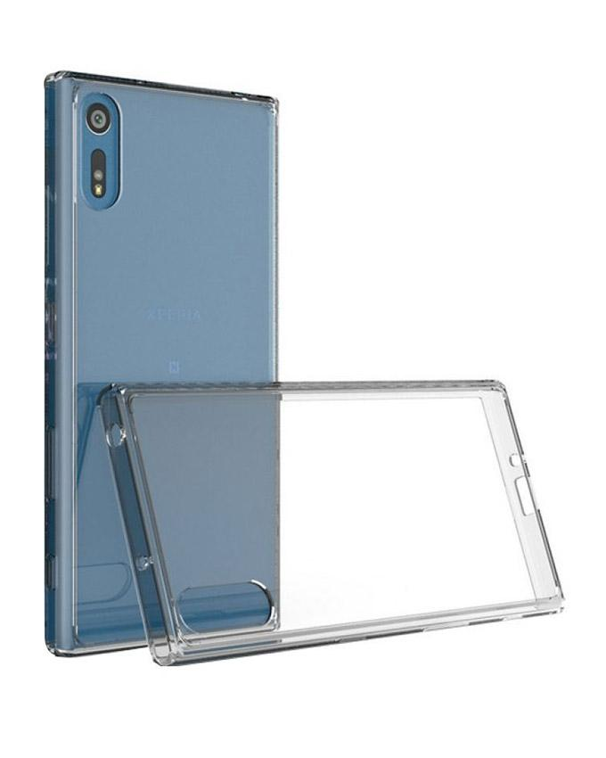 Transparent Backcover For Sony Xz1