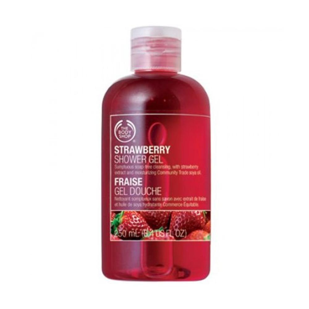 Strawberry Shower Gel 250ml