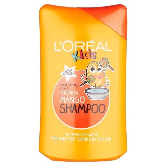 Kids Tropical Mango Shampoo 250ml