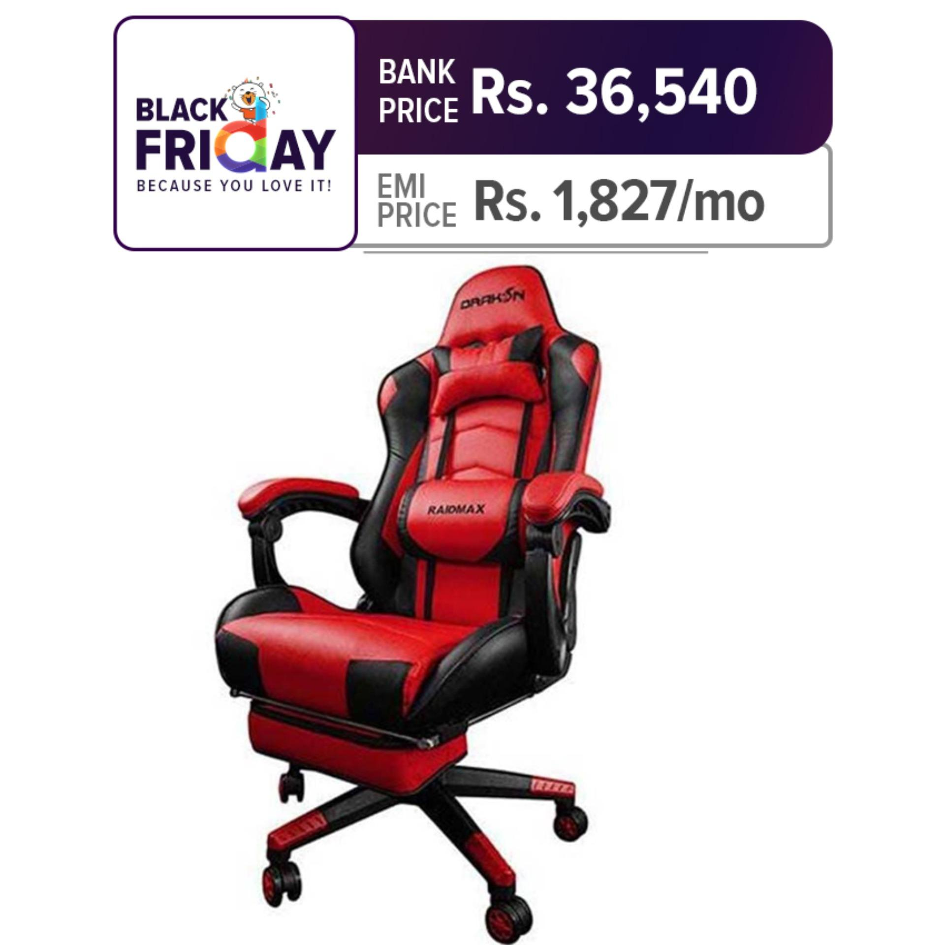 Buy Ca Silicon Power Raidmax Home Home Office Chairs At Best Prices