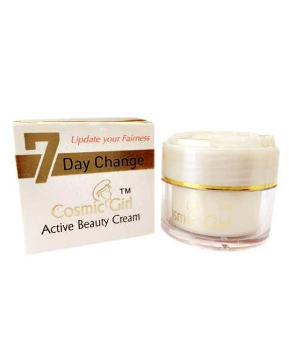 7 Days Whiteniing Cream - 50Gm