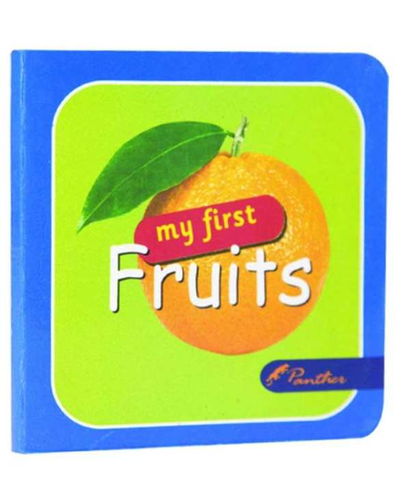 My First Fruits - Board Book