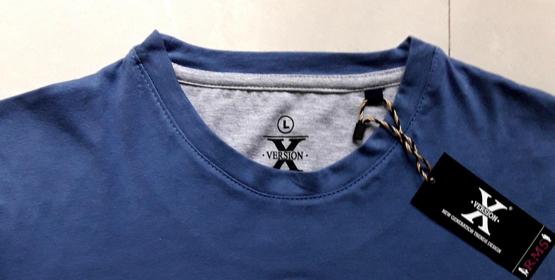 Men's T-shirt Walking Dead - Blue