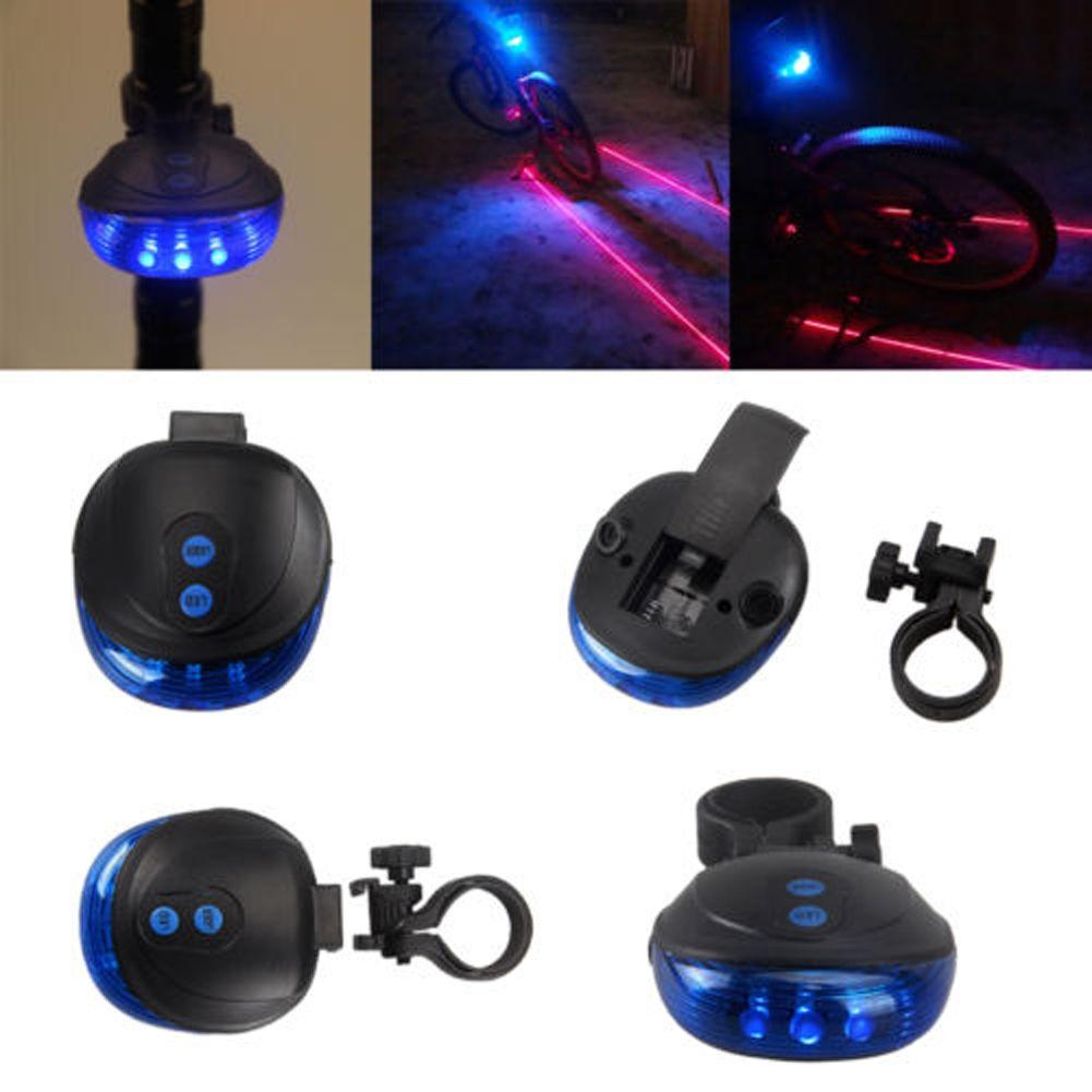 Cycle Laser Light