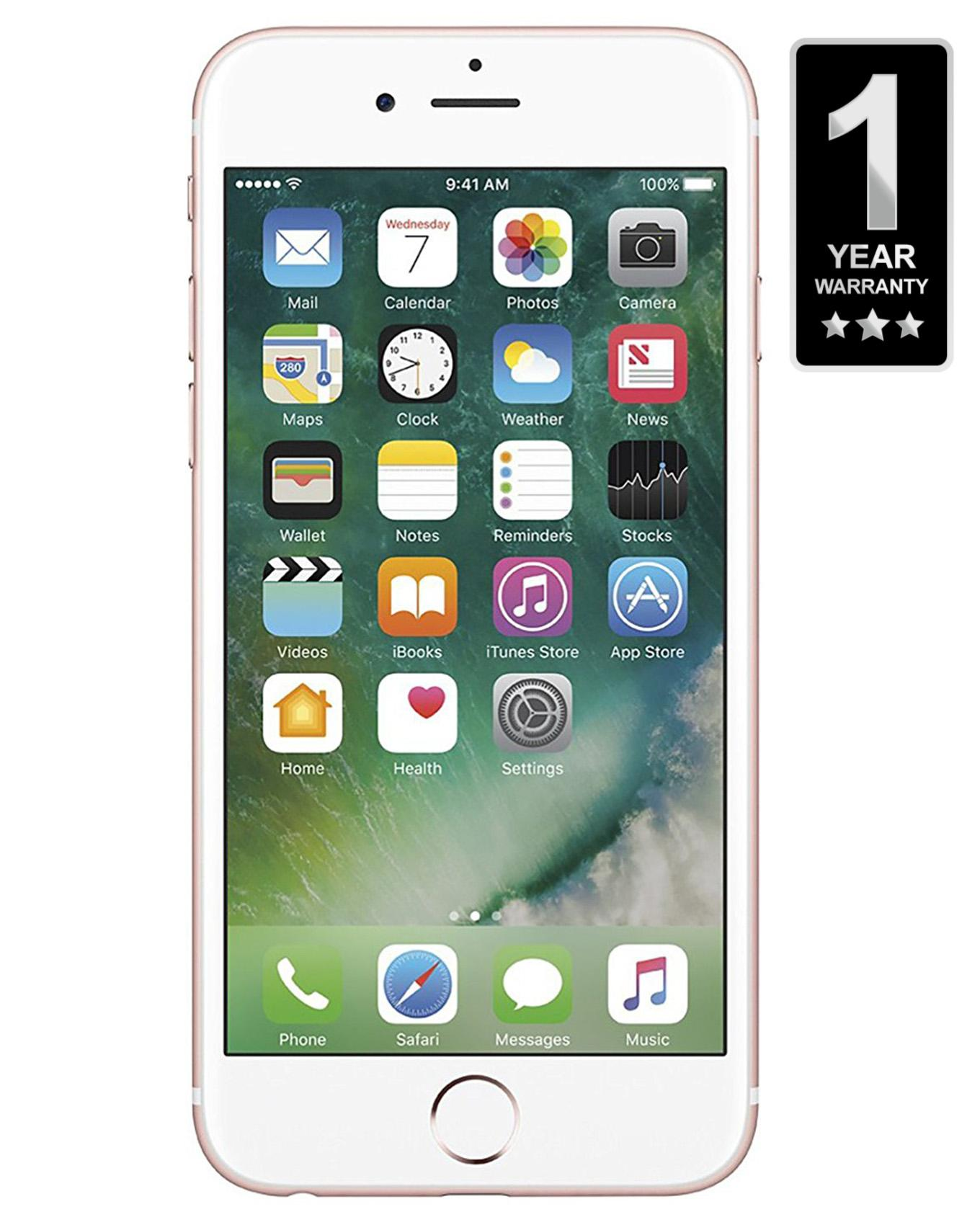 IPhone  6S - 2GB RAM - 32GB ROM - Rose Gold