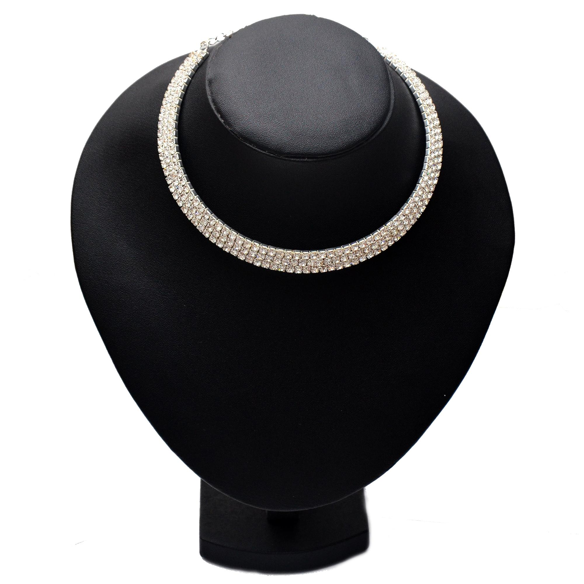 Women's Silver Plated Necklace